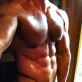 More Boss sweat in the sauna
