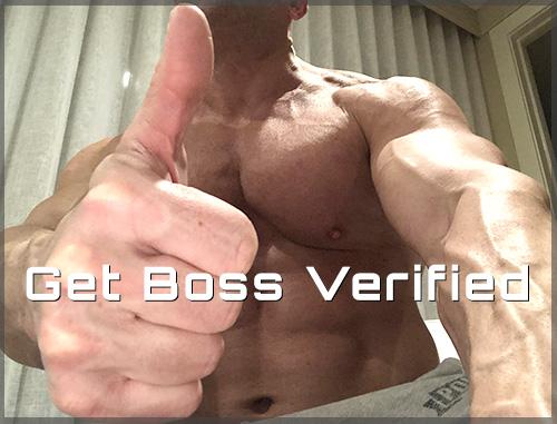 Get Boss Verified!